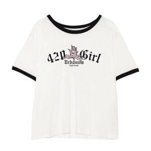 420Girl T-shirt