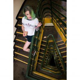 420 Girl T-shirt