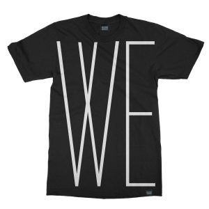 Black&White WEED T-shirt