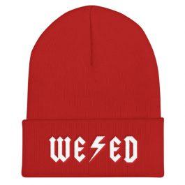 WEED Beanie