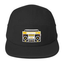 80s' Boom Box Hat