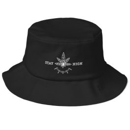 Stay High Bucket Hat
