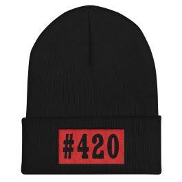 420 Beanie
