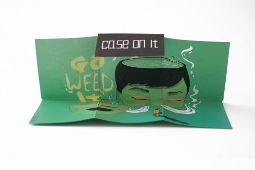 weed it , cannabis ,Case On it, Rolling Tray, Case On it Tray, Nug Tray, Cannabis Rolling Tray, Tobacco Rolling Tray, Plane Tray, Paper Tray, Weed Tray, Pot Tray, Marijuana Tray, Cigarette Rolling Trays,Tobacco Accessories, Pipes Accessories, Trays & Platters, Trays, Stoned Animal, קייסונית ,כייסונית ,קססונית ,כססונית ,קנאביס , מגש גלגול , קססה,