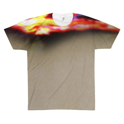 Flame T-shirt,