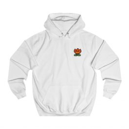 Fire Flower Hoodie