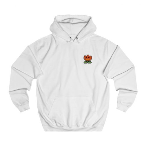 Fire Flower Hoodie,