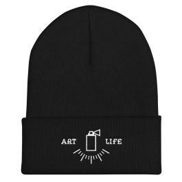 Art Life Beanie
