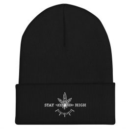 Stay High Beanie