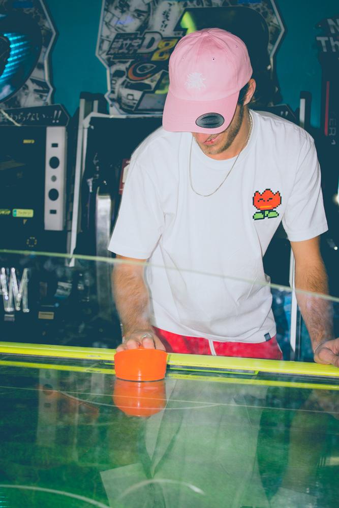 silver tuna, urbannis, super mario apparel, mario t-shirt, gamers clothing, 420 clothing, collab