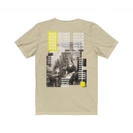 High Culture Origin T-shirt