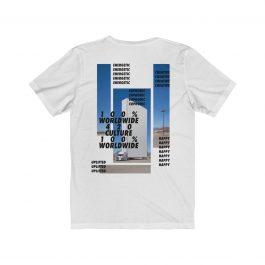 100% WorldWide T-shirt