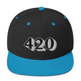 420 Snapback
