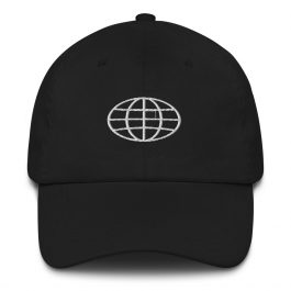 420 worldwide Dad hat