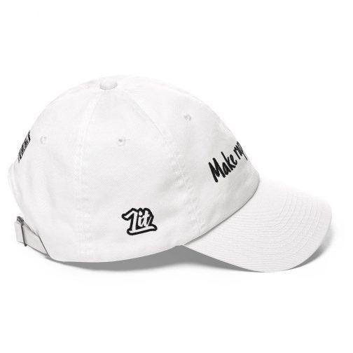 מגזין ליט ישראל, Revenge T-shirt, Revenge, litnwes, lit, streetwear, urbannis, Make Rap Not War, Dad Hat